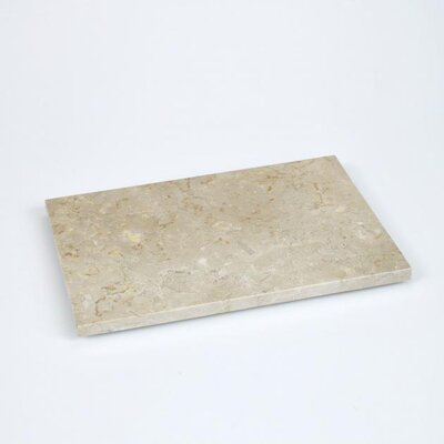 VICTOR Champagne Marble Pastry Board in Natural