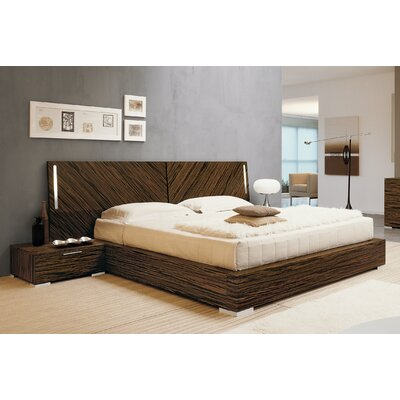 YumanMod Webb Platform Bed