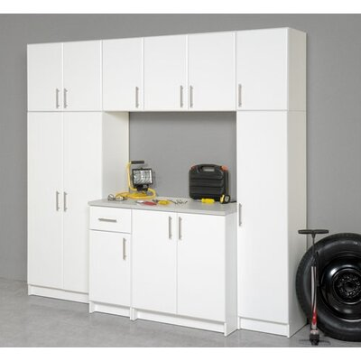Prepac Elite Garage/Laundry Room Broom Cabinet