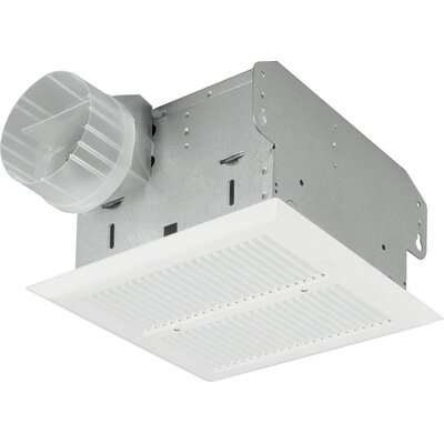 Heavy Duty 50 CFM Energy Star Exhaust Fan