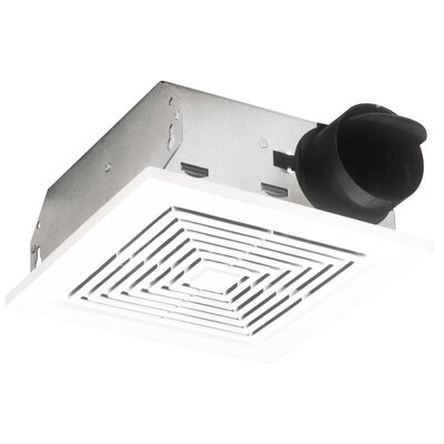 Broan Nutone Ceiling/Wall Mount 50 CFM Bathroom Exhaust Fan