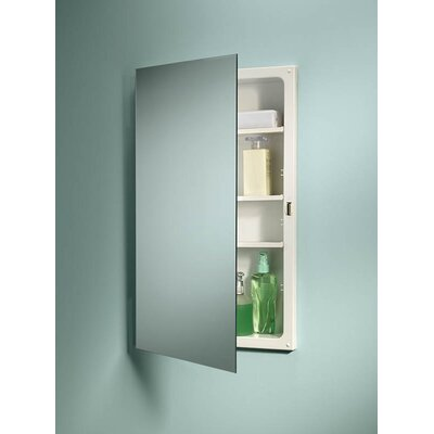 Focus Single Door Recessed Cabinet