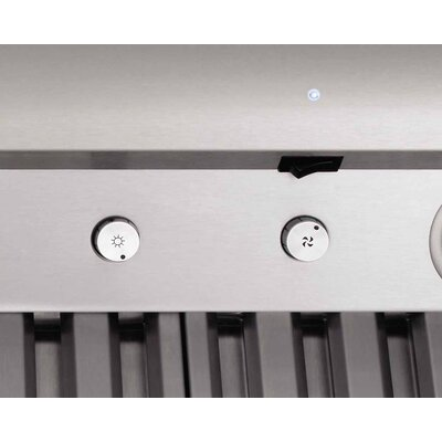 Broan Nutone 1200 CFM Internal Blower Range Hood