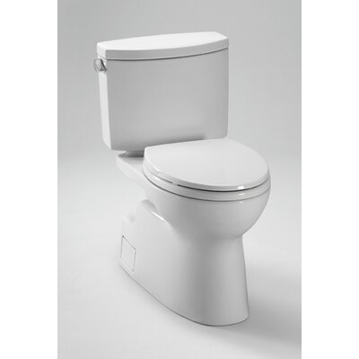 Toto Vespin II High Efficiency 1.28 GPF Elongated 2 Piece Toilet
