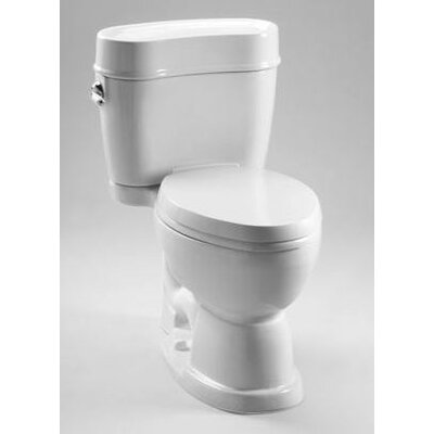 Mercer Elongated 2 Piece Toilet with Oval Softclose Seat
