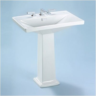 Toto Lloyd Wood Console Sink