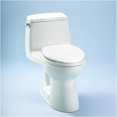 Toto Ultramax ADA Compliant Low Consumption 1.6 GPF Elongated 1 Piece Toilet