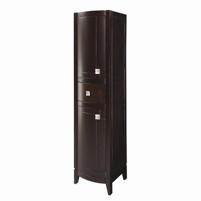 DecoLav Gavin 18&quot; x 18&quot; x 72 Linen Tower Cabinet