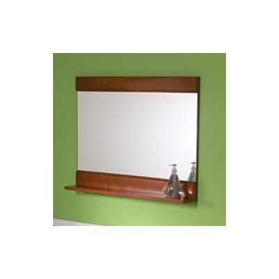 DecoLav Sag Harbour Mirror with Display Shelf