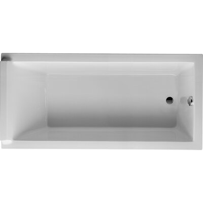 Duravit Starck Tubs/Shower Tray Bath Tub in White Alpin