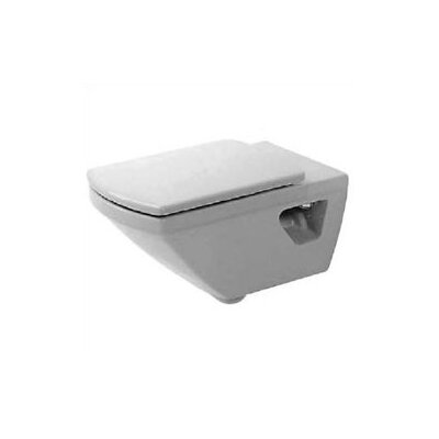 Duravit Caro Wall Mounted Toilet with WonderGliss