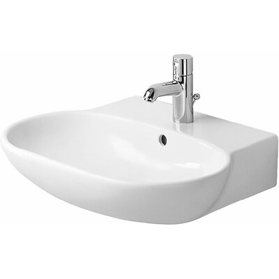 Duravit Wall Hung Basin : Duravit Foster Bathroom Sink - 04196000001