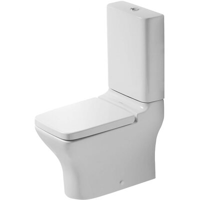Duravit PuraVida Close Coupled 2 Piece Toilet
