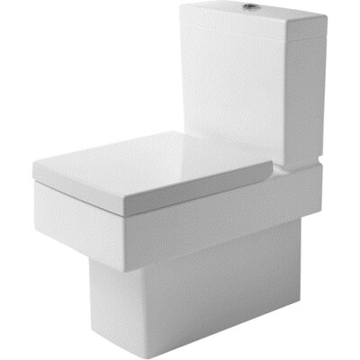 Duravit Vero Close Coupled 2 Piece Toilet