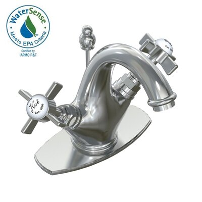 Jado wayfair - Single hole cross handle bathroom faucet ...