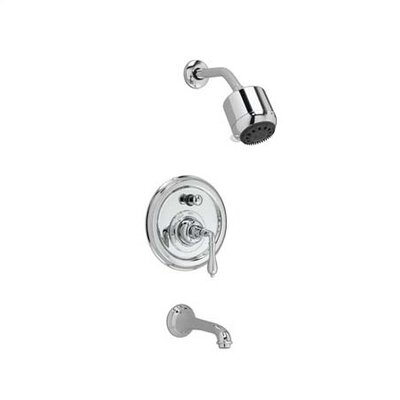 Jado Classic Pressure Balance Thermostatic/Diverter Tub and Shower Faucet