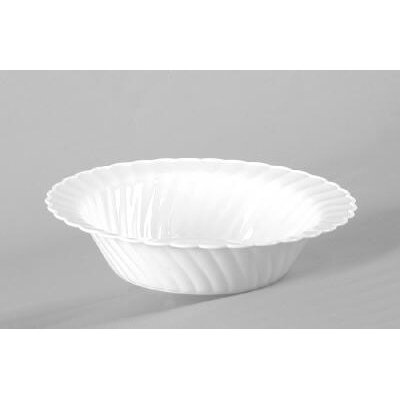 WNA Comet Classicware Plastic Bowl in White