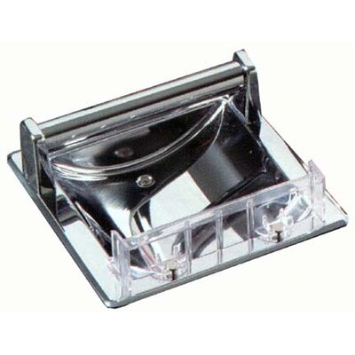 Franklin Brass Futura Recessed Soap Dish in Polished Chrome