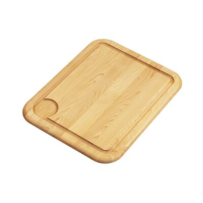 "Elkay 13.5"" x 17"" Hardwood Cutting Board"