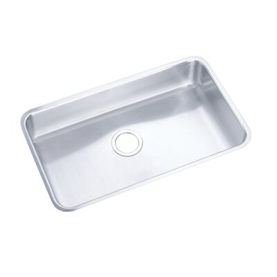 "Elkay Gourmet 30.5"" x 18.5"" x 11.5 Undermount Kitchen Sink"