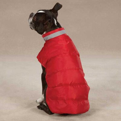 Casual Canine The North Paw Puffy Dog Vest