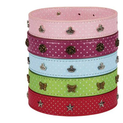 East Side Collection Canine Charmers Dog Collars