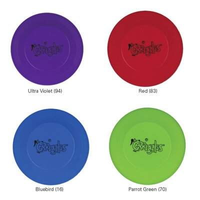 Grriggles Flying Disc Dog Toy