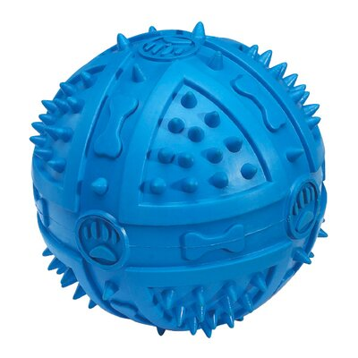 Grriggles Chompy Romper Ball Dog Toy