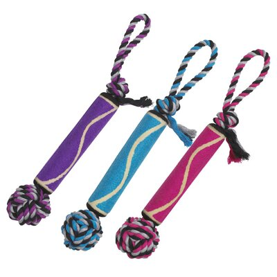 Grriggles Knot Just Rope Dog Toy