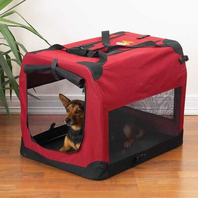 Guardian Gear Soft Dog Crate