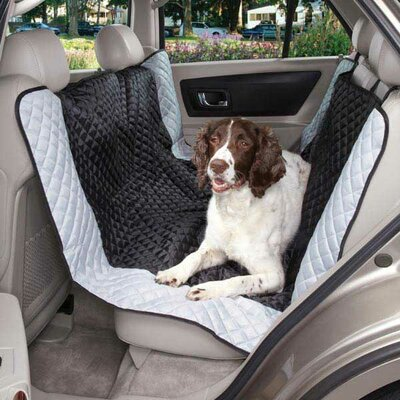 Fairfield Dog Hammock Car Seat Cover