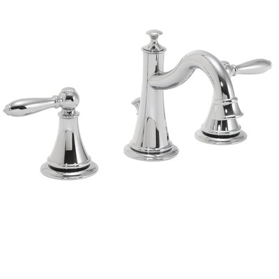 Alexandria Widespread Faucet with Double Handles - SB-1121 / SB-1121-BN