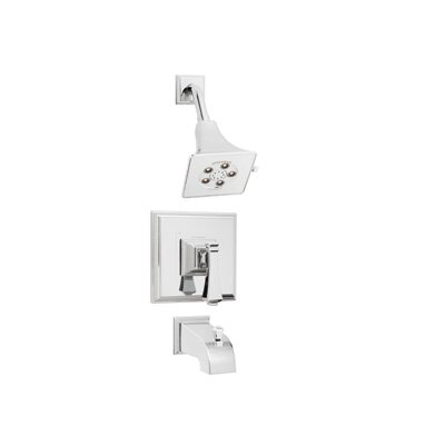 Speakman Shower Combinations: Non-diverter Valve & Diverter Tub Spout