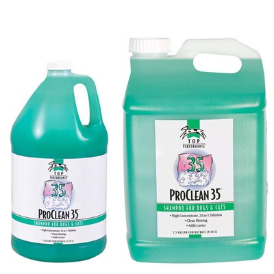 ProClean 35:1 Dog and Cat Shampoo