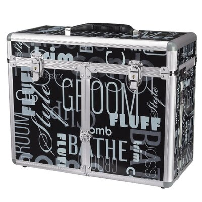 Graffiti Grooming Tool Case in Black