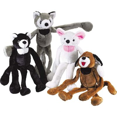 Zanies Tug-n-Squeak Buddy Dog Toy
