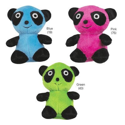 Zanies Band O' Panda Dog Toy