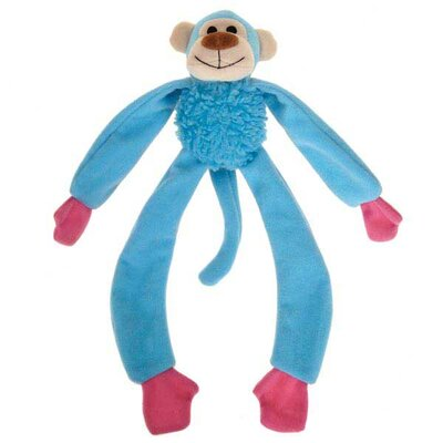 Zanies Monkey Mayhem Dog Toy