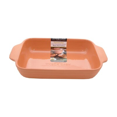 Mason Cash Terracotta Rectangular Dish