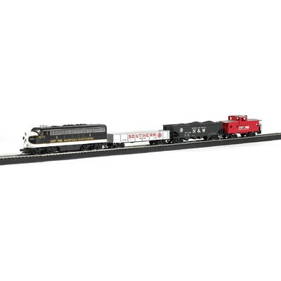 Bachmann Trains HO Scale Thoroughbred Train Set