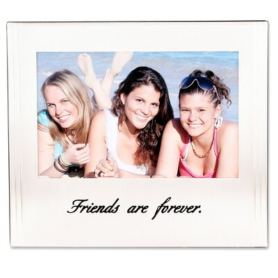 Lawrence Frames Friends Are Forever Picture Frame