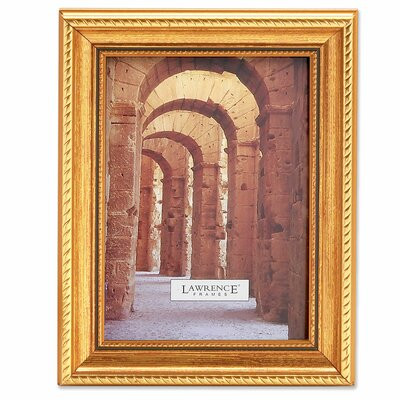 Lawrence Frames Rope and Bead Border Picture Frame