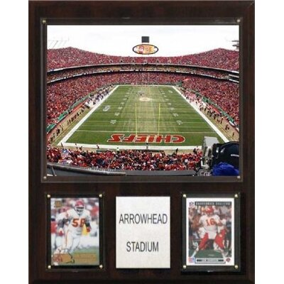 "C & I Collectibles NFL 12"" x 15"" Stadium Plaque"