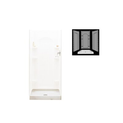 Sterling by Kohler Ensemble Shower Receptor Kit