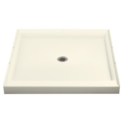 Sterling by Kohler Ensemble Square Shower Receptor