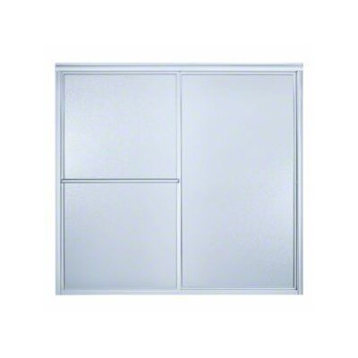 Sterling by Kohler Deluxe Bypass Bath Door