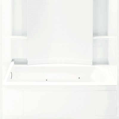 "Sterling by Kohler Accord 36"" Whirlpool Tub and Walls"