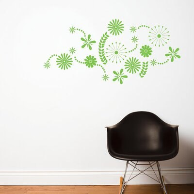 ADZif Spot Flower Power Wall Decal