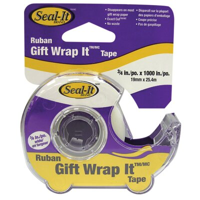 "Lepages 3/4"" Gift Wrap It™ Tape 60051"