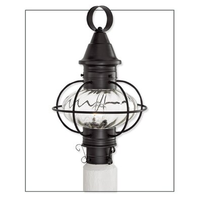 Norwell Lighting New Vidalia Onion 1 Light Outdoor Post Lantern